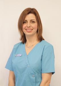 Angélique – Assistante dentaire qualifiée
